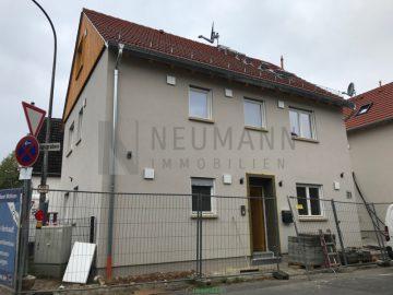 Neumann Immobilien – Neubau Erstbezug – Einfamilienhaus mit Terrasse und Garten 64850 Schaafheim, Einfamilienhaus